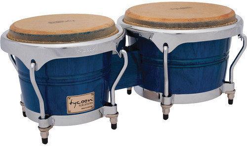 Tycoon Concerto Series Bongos Blue