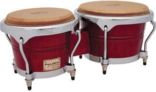Tycoon Concerto Series Bongos Red