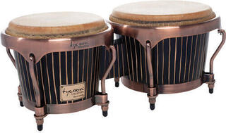 Tycoon Master Handcrafted Pinstripe Series Bongos