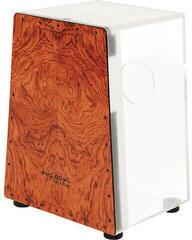Tycoon Acrylic Body Cajon Bubinga Frontplate