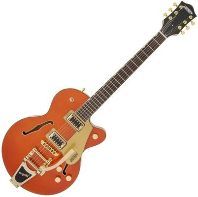 Gretsch G5655TG Electromatic CB JR Orange Stain