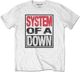 System of a Down Triple Stack Box Zenei póló