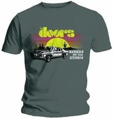 The Doors Unisex Tee Riders Grey