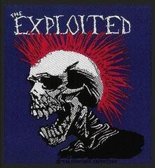 Rock Off The Exploited Standard Patch Mohican (Loose)