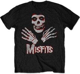 Misfits Unisex Tee Hands (Retail Pack) Black
