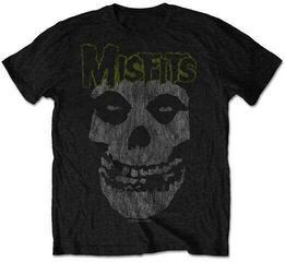 Misfits Unisex Tee Classic Vintage (Retail Pack) Black