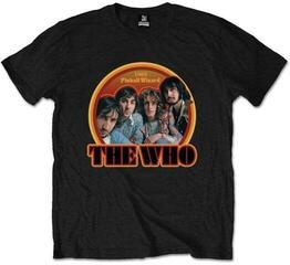 The Who Unisex Tee 1969 Pinball Wizard (Retail Pack) Black