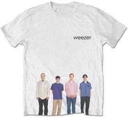 Weezer Unisex Tee Blue Album (Retail Pack) Grey