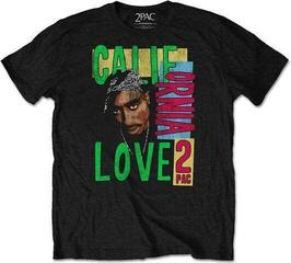 2Pac Unisex Tee California Love M
