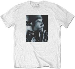 2Pac Unisex Tee Changes Side Photo White