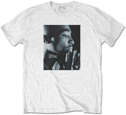 2Pac Unisex Tee Changes Side Photo XL