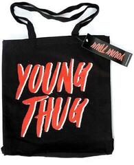 Young Thug Logo Shopper Bag