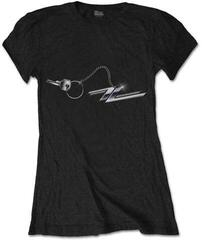 ZZ Top Ladies Tee Hot Rod Keychain Black