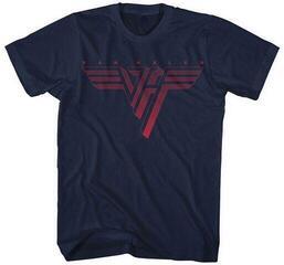 Van Halen Unisex Tee Classic Red Logo Red