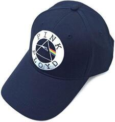 Pink Floyd Unisex Baseball Cap Circle Logo Navy