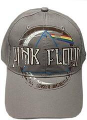 Pink Floyd Unisex Baseball Cap Dark Side of the Moon Album Distressed (Grey)