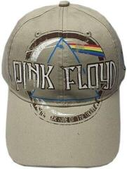 Pink Floyd Unisex Baseball Cap Dark Side of the Moon Album Distressed (Sand)