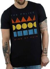 The Police Unisex Tee Kings of Pain Black