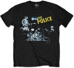 The Police Unisex Tee Live Black
