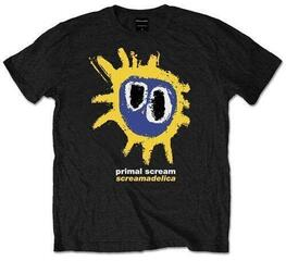 Primal Scream Unisex Tee Screamadelica Yellow Black