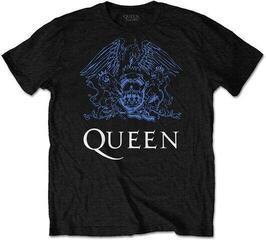 Queen Blue Crest Černá