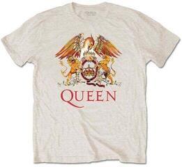 Queen Unisex Tee Classic Crest M