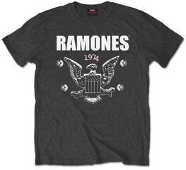 Ramones Unisex Tee 1974 Eagle XL