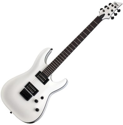 Schecter Stealth C-1 Satin White