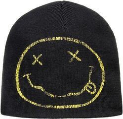 Nirvana Unisex Beanie Hat Smiley