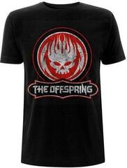 The Offspring Unisex Tee Distressed Skull L
