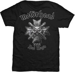 Motörhead Motorhead Unisex Tee Bad Magic Black