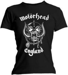 Motörhead Motorhead Ladies Tee England Black