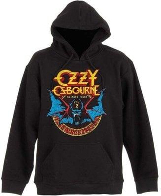Ozzy Osbourne Unisex Pullover Hoodie Bat Circle XXL