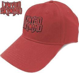 Lynyrd Skynyrd Unisex Baseball Cap Logo Red