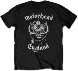 Motörhead Motorhead Unisex Tee England Black