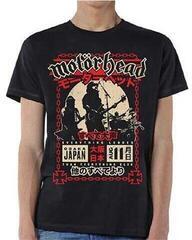Motörhead Motorhead Unisex Tee Loud in Osaka Black