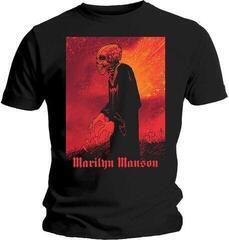 Marilyn Manson Unisex Tee Mad Monk L