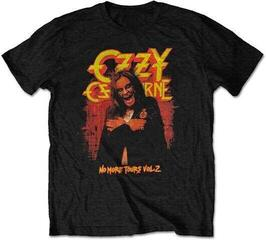 Ozzy Osbourne Unisex Tee No More Tears Vol. 2. Limited Edition Collectors Item Black
