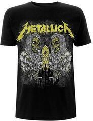 Metallica Unisex Tee Sanitarium (Back Print) Black