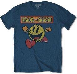 Pac-Man Unisex Tee Eighties Denim Blue