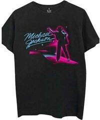 Michael Jackson Unisex Tee Neon S