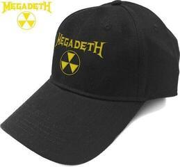 Megadeth Unisex Baseball Cap Hazard Logo