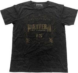 Pantera 101% Proof Hudební tričko