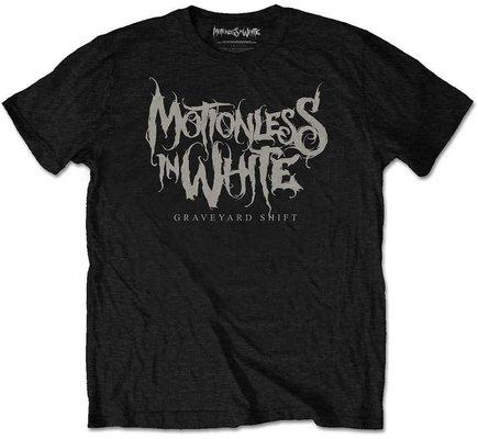 Motionless In White Unisex Tee Graveyard Shift XL