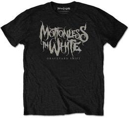 Motionless In White Unisex Tee Graveyard Shift XXL