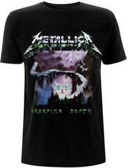 Metallica Unisex Tee Creeping Death Black