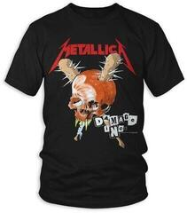 Metallica Unisex Tee Damage Inc (Back Print) M