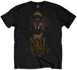 Peaky Blinders Unisex Tee Established 1919 Black