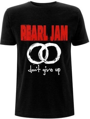 Pearl Jam Unisex Tee Don't Give Up XL