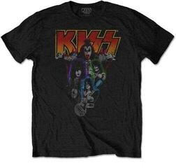 Kiss Unisex Tee Neon Band L